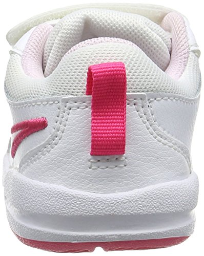 Nike Pico 4 GTV  Scarpe Sportive, Unisex Bambino Bianco/Rosso/Rosa