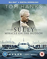 Sully: Miracle on the Hudson [Includes Digital Download] [Blu-ray] [2017]