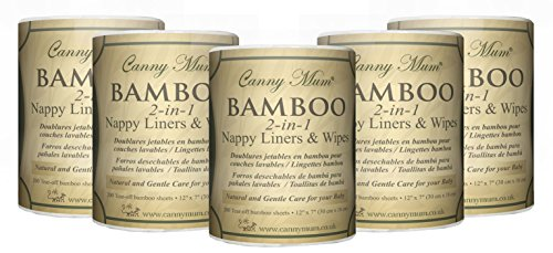 5-rolls-of-canny-mum-multipurpose-bamboo-2-in-1-nappy-liners-wipes-200-sheets-roll