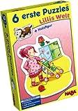 HABA 5940 - 6 erste Puzzle - Lillis Welt