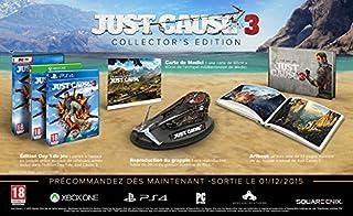 Just Cause 3 - Collectors Edition (exkl. bei Amazon.de) [PC] (B011KXHGSE) | Amazon price tracker / tracking, Amazon price history charts, Amazon price watches, Amazon price drop alerts