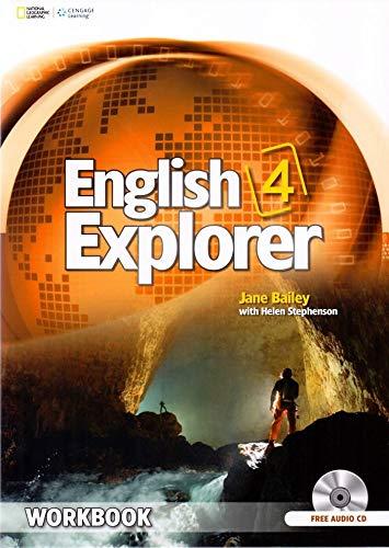 English Explorer 4. Workbook