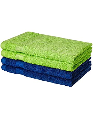 3243ea68eb Bath Towels: Buy Bath Towels online at best prices in India - Amazon.in