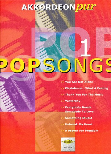 Popsongs 1. Akkordeon