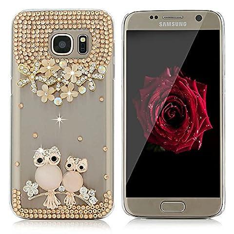 Galaxy S7 Case - Mavis's Diary 3D Handmade Bling Crystal