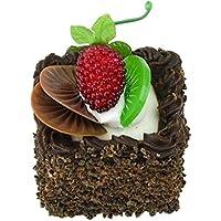 Tosbess 38 Pezzi Torta Di Compleanno Da Tagliare Diy Frutta