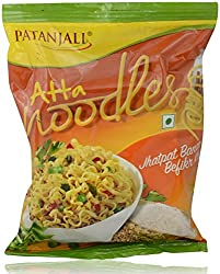 Patanjali Noodles - Atta 70g Pouch