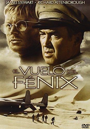 Vuelo De Fenix, El (1965)-4012 [DVD]