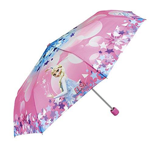 Paraguas Plegable Disney Frozen Niña   Mini Paraguas