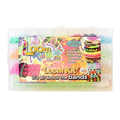 3 X Loom Twisters Friendship Loom Bands Set (Large) (Loom Twister)