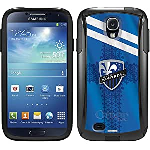 Coveroo Commuter Series Cell Phone Case for Samsung Galaxy S6 - Retail Packaging - Montreal Impact Jersey