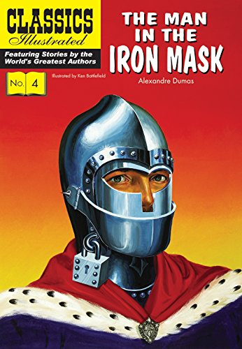 The Man in the Iron Mask (Classics Illustrated)