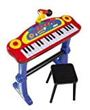 Simba 106838629 - My Music World Standkeyboard 55cm