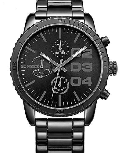 quartz-men-dial-chronographe-afficher-acier-inoxydable-etanche-montres-noir