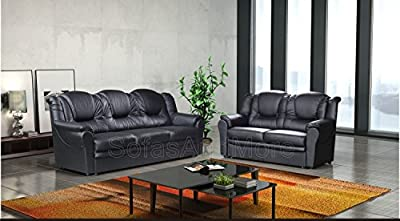 Brand New - Texas - Sofa Set 3&2 - Faux Leather from ROBERTO