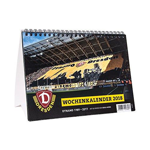 Unternehmen K Papier Und (SG Dynamo Dresden Wochenkalender 2018 A5)