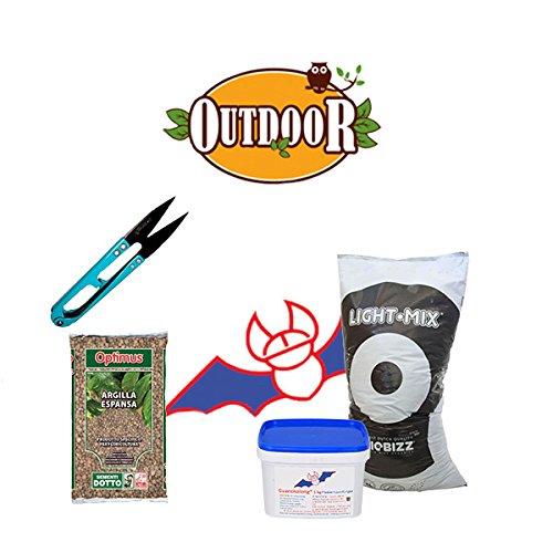 Kit de culture Outdoor Guano Kalong + offert