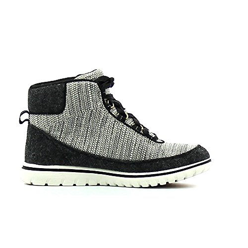SOREL TIVOLI GO HIGH NL 2427 - 180 BISQUE, BLACK / BISQUE, NOIR