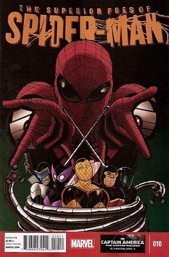 Superior Foes of Spider-Man (Vol 1) # 10 (Ref1617361491)