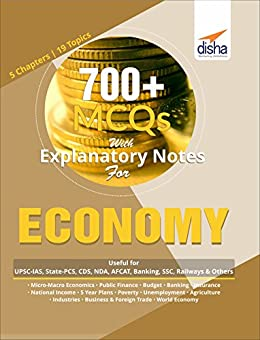 700+ MCQs with Explanatory Notes For ECONOMY