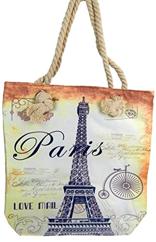 Sac Shopping Paris Big Ben Londre XL