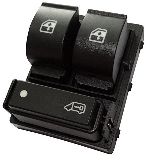 Dienen Konsole (Feycar® 6490.X8 6490.X9 6554.XN Master Schalter Konsole Fensterheber schalter Knopfschalter kompatibel für Fiat Ducato, Peugeot Boxer, Citroen Jumper, Modelle ab 2006 - 735421419 (1PCS))