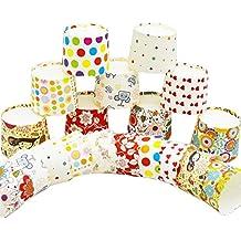 Ancdream 100 Pièce Caissettes A Cupcake Papier Pour Muffins Gâteau Moule Décoration Mignon