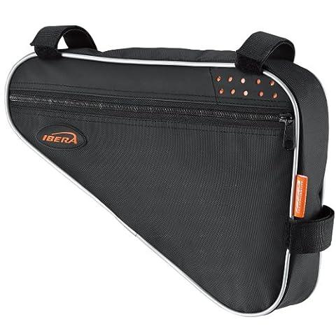 Ibera Bicycle Triangle Frame Bag, (Borsa Telaio)