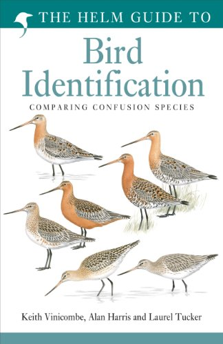 the-helm-guide-to-bird-identification-english-edition