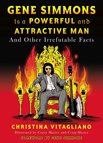 Gene Simmons is a Powerful and Attractive Man por Christina Vitagliano