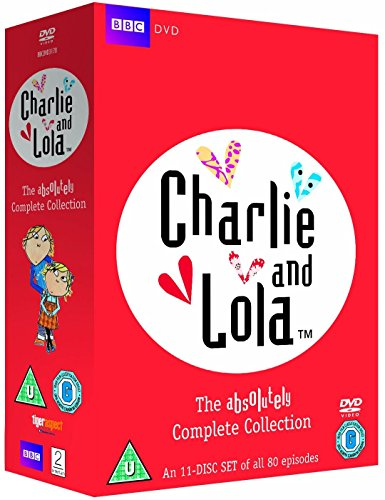 Charlie and Lola - The Absolutely Complete Collection Box Set [11 DVDs] [UK Import]