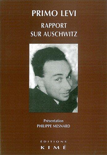 Rapport sur Auschwitz