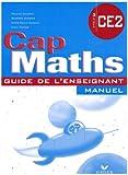 Cap Maths CE2 - Guide de l'enseignant