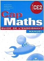 Cap Maths CE2 - Guide de l'enseignant de Roland Charnay