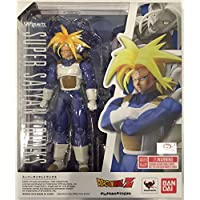 qingming S H Figuarts Super Saiyan Trunks Figura de acción Bandai In Stock USA