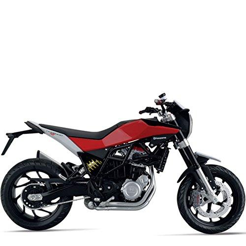 Preisvergleich Produktbild Husqvarna Motorsports Miniaturmodell Maßstab 1:12 Nuda 900R