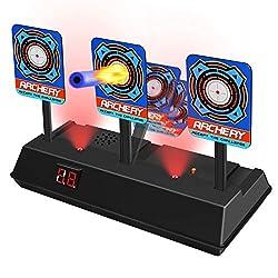 Dreamingbox Spielzeug für Jungen 5-12 Jahre, Zielscheibe für Nerf Guns für Jungen 5-12 Jahre Weihnachten Geschenke für Jungen Mädchen ab 5-12 Zielscheibe für Nerf N-Strike Elite/Mega/Rival-Serie