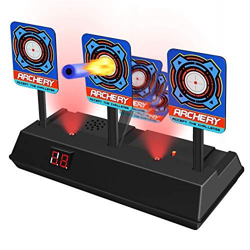 Dreamingbox Jouets de Noel pour Garçons de 5-12 Ans, Cibles de tir pour Pistolets Nerf pour Enfant Jouets pour Fille de 3-12 Ans Cadeaux Garcon 3-12 Ans Cadeaux de Noel pour Fille 3-12 Ans