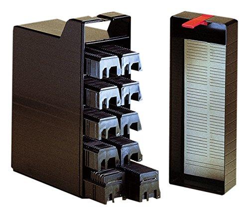 Dia-Archiv, mit 10 Universal-Diamagazinen für je 50 KB-Dias