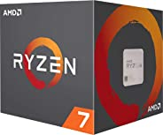 AMD Ryzen 7 3rd Gen 3800X 3.9 GHz, 8 Core AM4,Socket AM4, Max Boost Frequency 4.5GHz, DDR4 Support, Cache 32MB Thermal Design