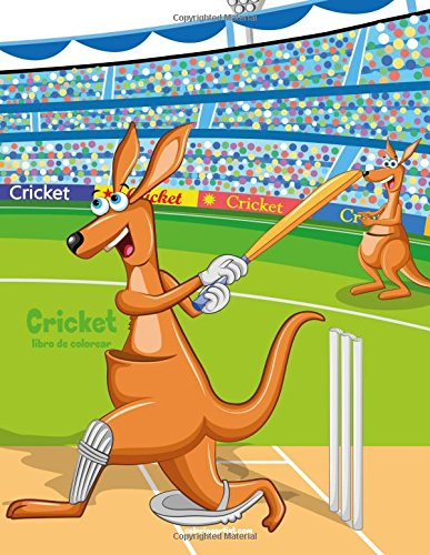 Cricket libro de colorear 1 par Nick Snels