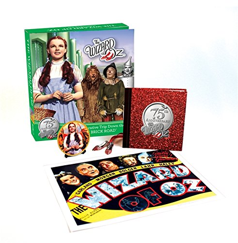 The Wizard of Oz Collectible Set: A Commemorative Trip Down the Yellow Brick Road (Running Press Mini Kits) por Running Press