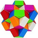 iLink Magic Snake 48 segmenti Puzzle-Serpente Magico Cubo Puzzle-Giocattoli del Serpente di -Bomboniere per Feste di Complean