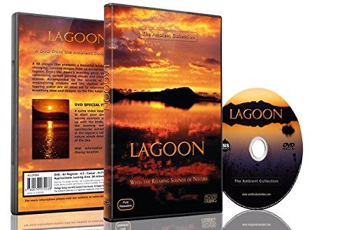 Natur DVD - Lagune - Sonnenuntergänge und Landschaften zum Entspannen und als Schlafhilfe & Stress Abbau