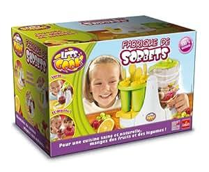 Goliath - 82201.006 - Cuisine Enfants - Let's Cook - Fabrique de Sorbet