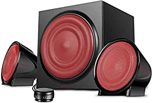 SPEEDLINK Jugger 2.1 Subwoofer Speaker System UK Version, Black