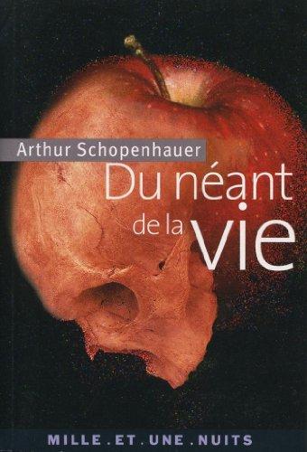 Du néant de la vie (La Petite Collection t. 451)