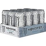 Monster Energy Ultra 12x 500ml White
