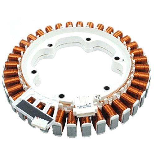 LG Ersatz-Kohlebürsten für Waschmaschinenmotor, Stator Coil, -