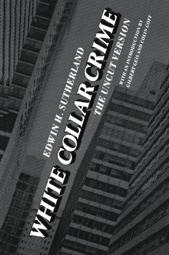 White Collar Crime: The Uncut Version